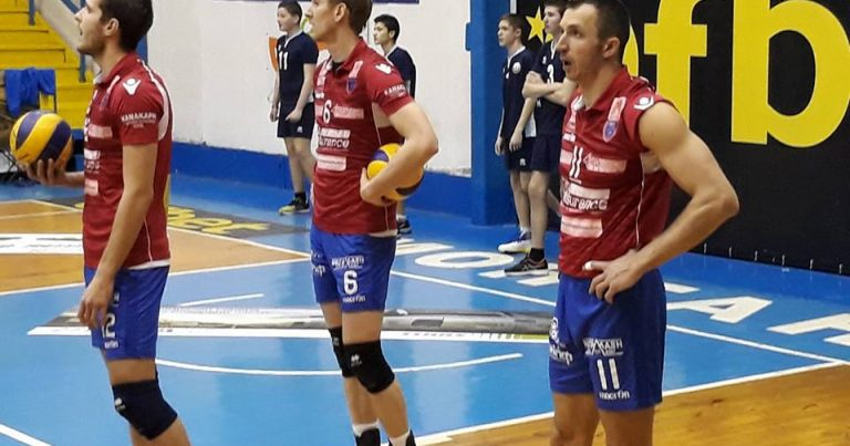 CEV Challenge Cup 2018